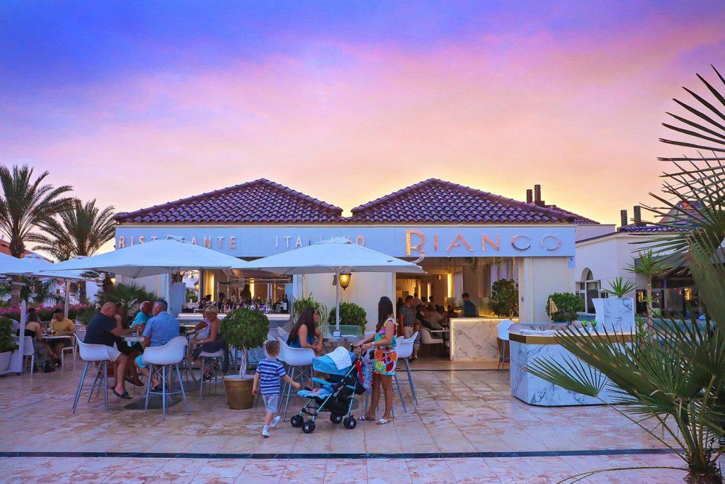 Bianco Italian Restaurant Tenerife